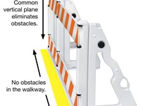 SafetyRail's Common Vertical Plane